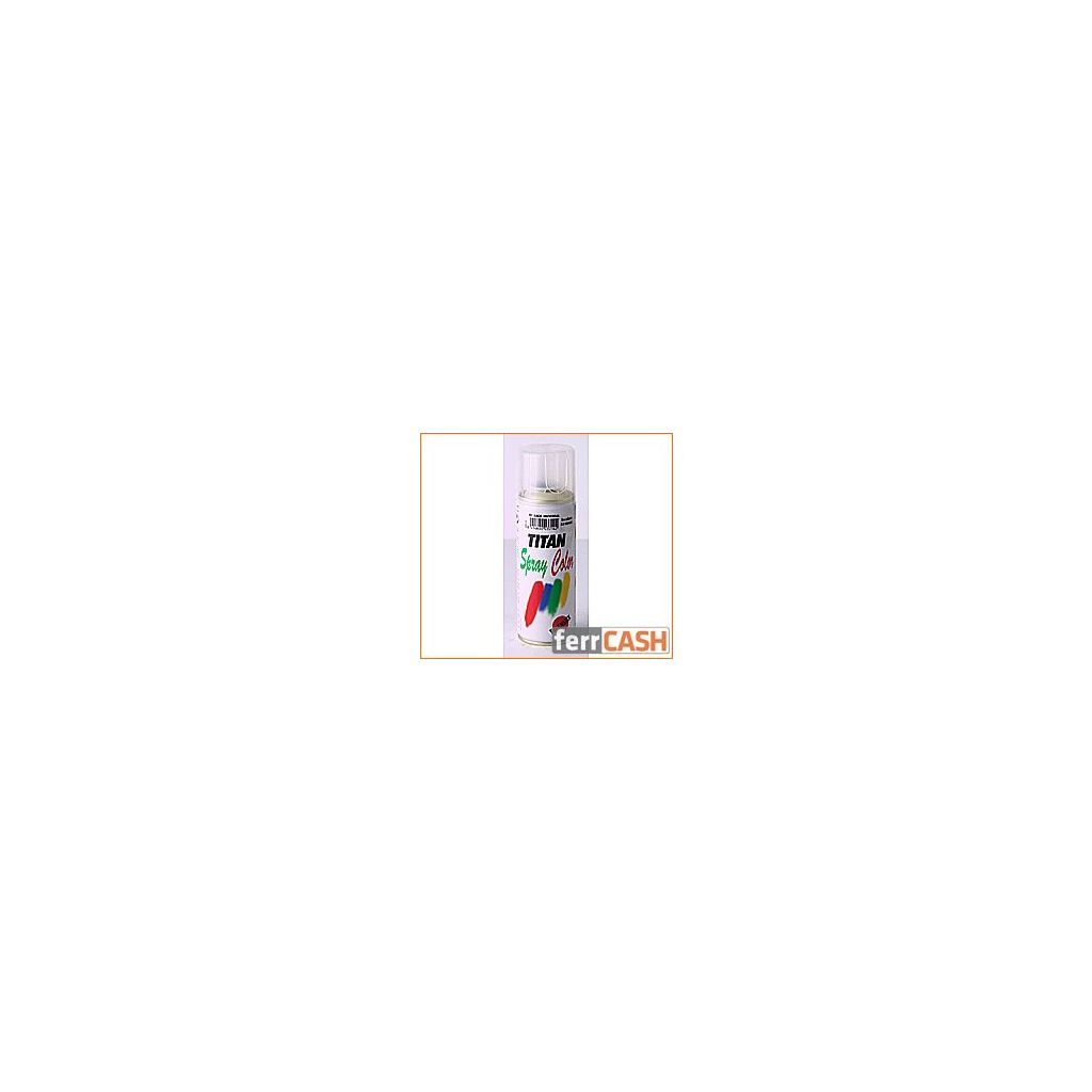 ESMALTE SINTETICO BRILLAN TITANLUX BLANCO SPRAY 200ML 566