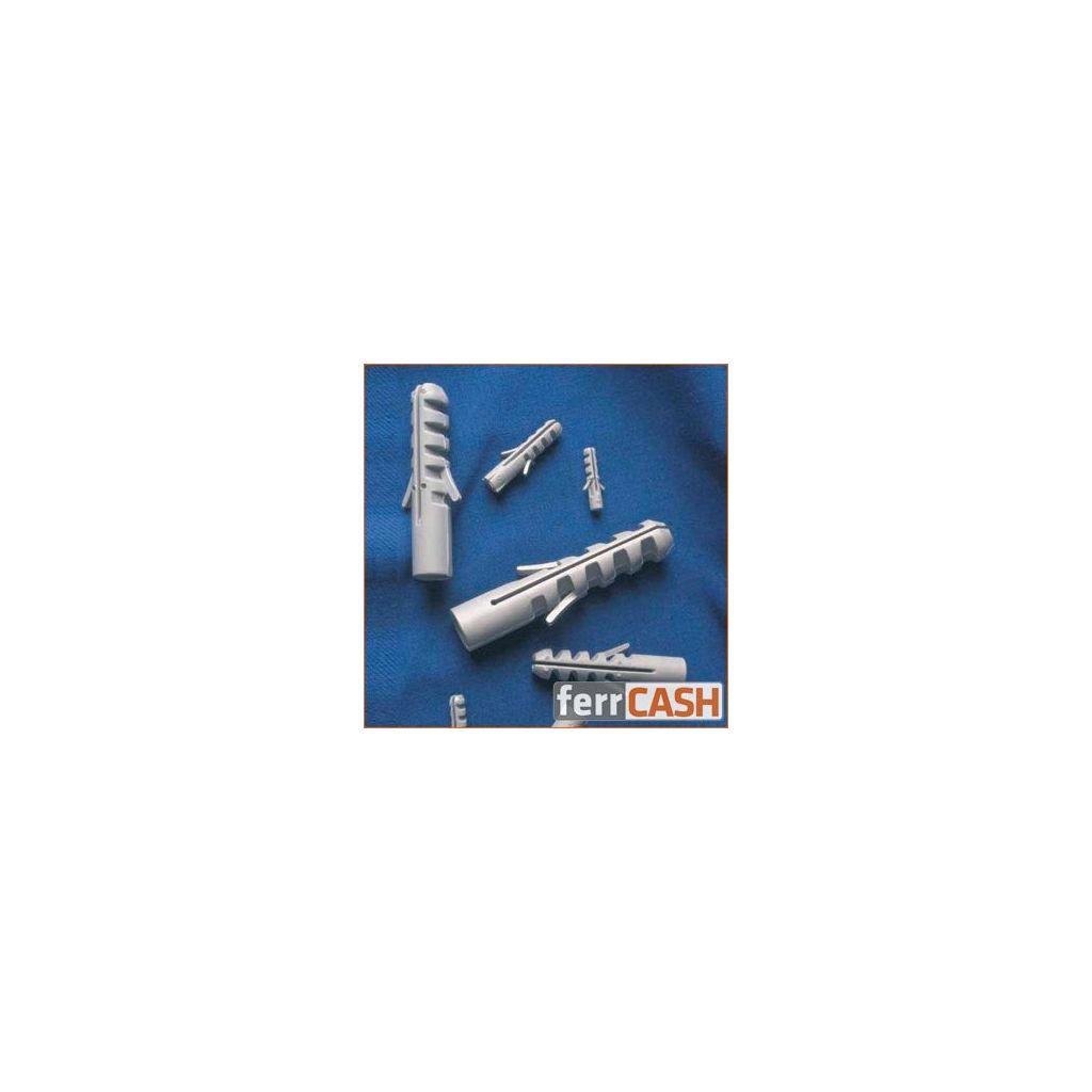 TACO NYLON 12X60 MM. REF.6012 25PZAS.