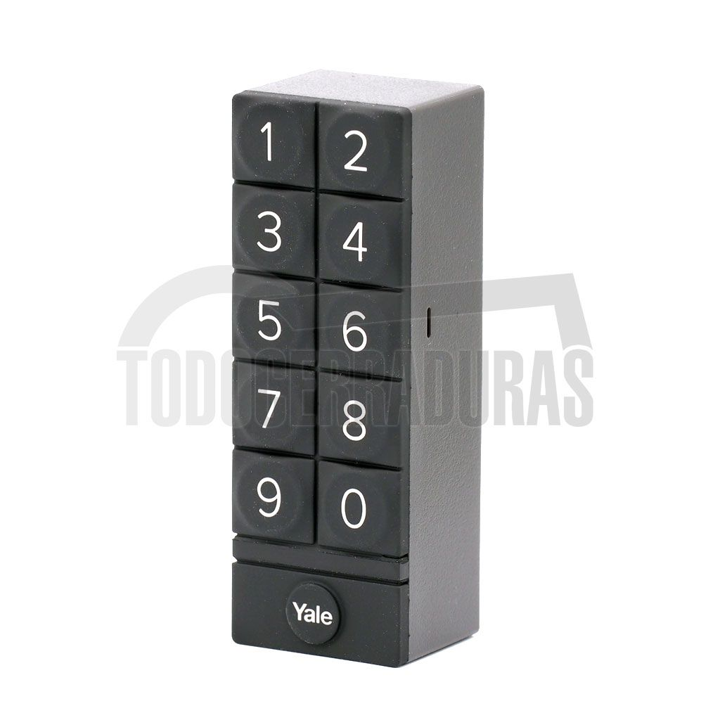 TECLADO YALE SMART KEYPAD PARA LINUS SMART LOCK